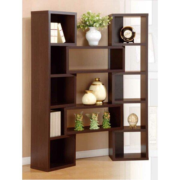 Hipolito Standard Bookcase by Red Barrel Studio
