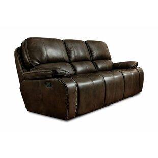 Huckabee Reclining Sofa by Red Barrel Studio