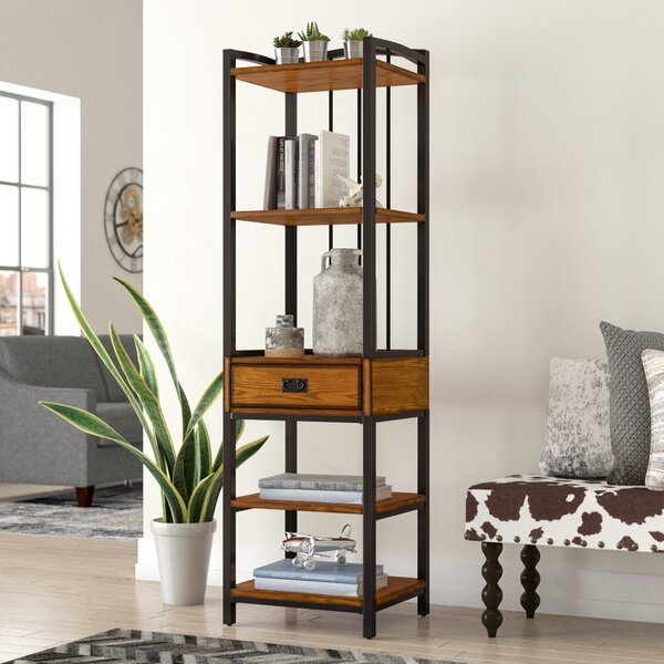 Senda Etagere Bookcase By 17 Stories