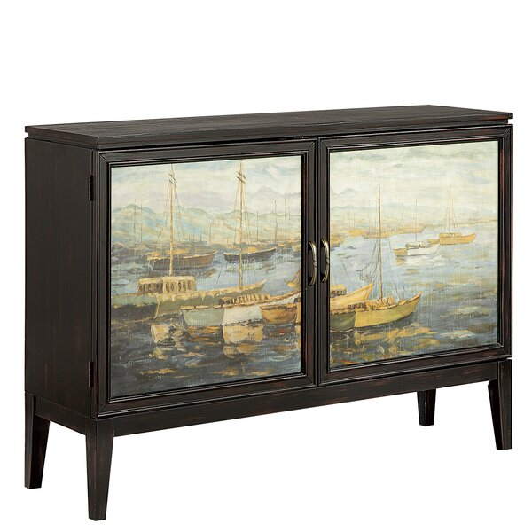 Machaisport 2 Door Accent Cabinet by Breakwater Bay