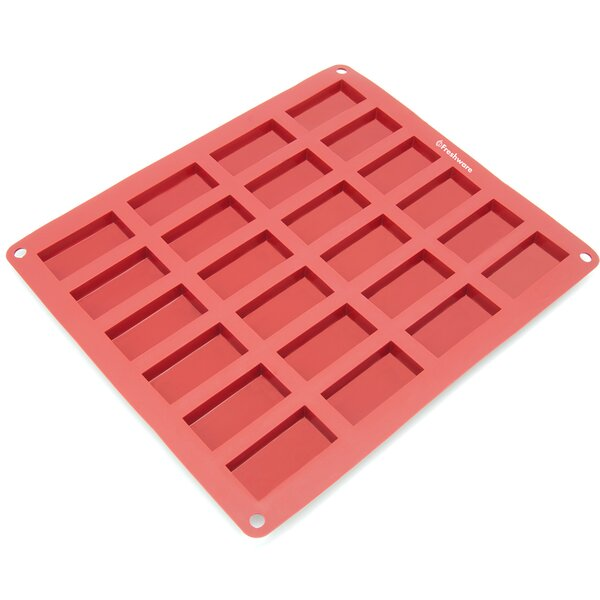 24 Cavity Mini Silicone Mold Pan by Freshware