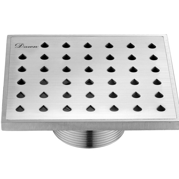 Nile River 2.31 Grid Shower Drain by Dawn USA