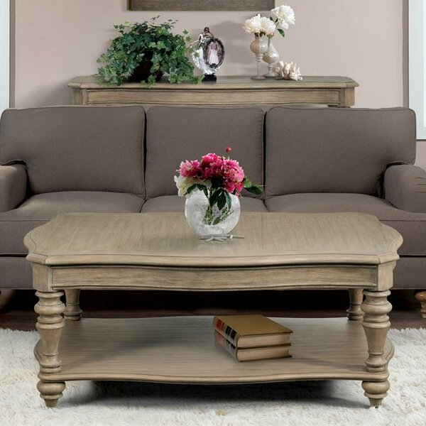 Virgouda Coffee Table by Gracie Oaks