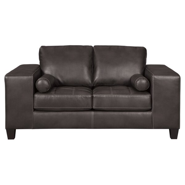 Expert Reviews Arria Loveseat by Ivy Bronx by Ivy Bronx