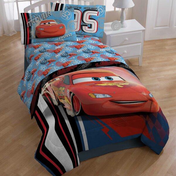 Cars 95 4 Piece Sheet Set by Disney