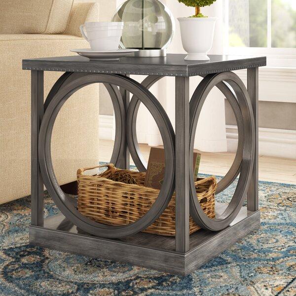Seneca End Table By Laurel Foundry Modern Farmhouse
