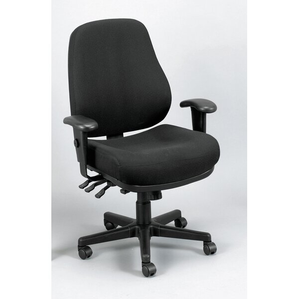 Armory Desk Chair by Symple Stuff
