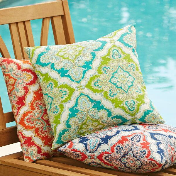 Merida Outdoor Pillow by Birch Lane™