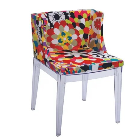 Leopardus Upholstered Dining Chair by Brayden Studio