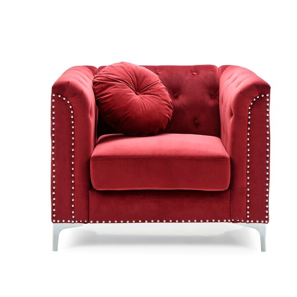 Caire Armchair By Mercer41 Best Design