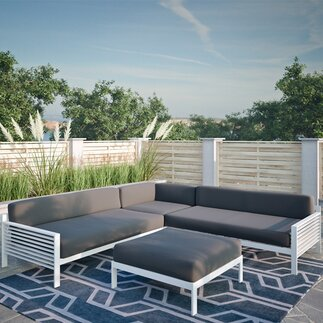 Garden Furniture Vancouver modern outdoor furniture + decor | allmodern