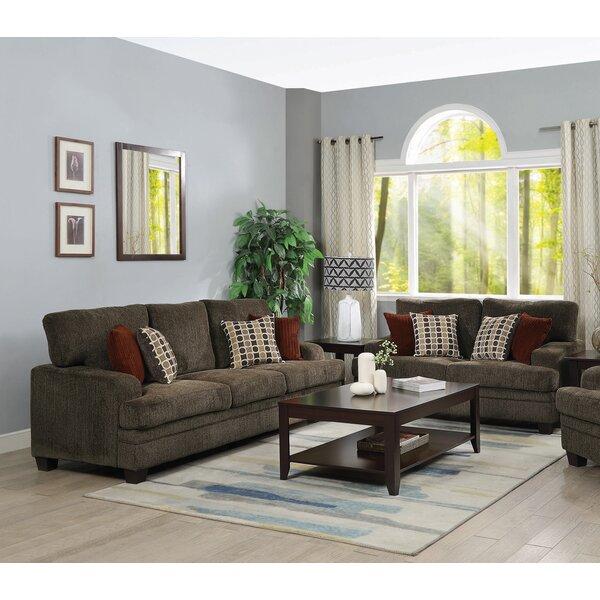Guilbert 2 Piece Living Room Set by Ebern Designs Ebern Designs