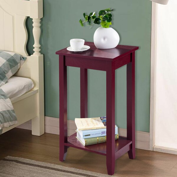Turrell End Table by Charlton Home