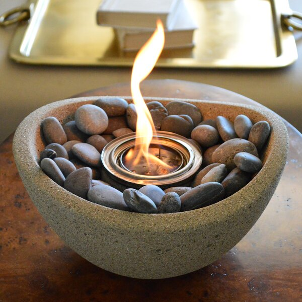 Wave Gel Fuel Tabletop Fireplace By Terra Flame