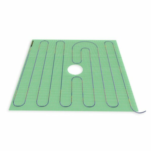 Tempzone Bench Mat (2.6 sq.ft./roll) by WarmlyYours