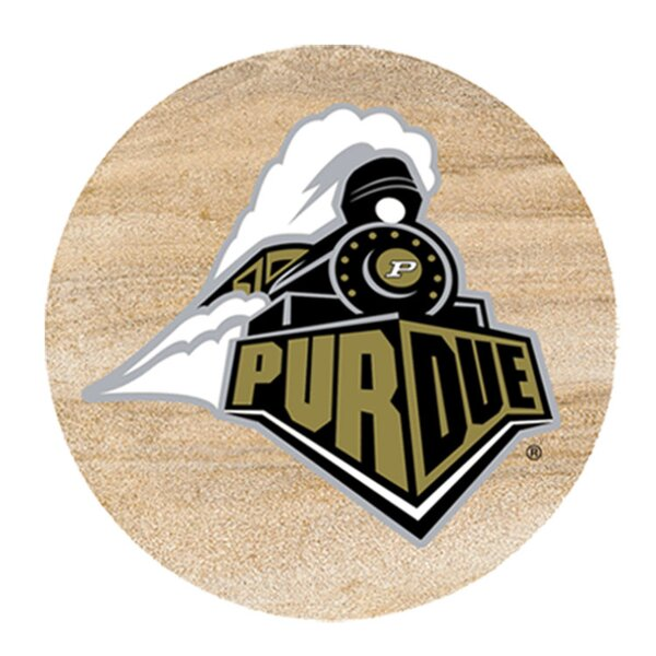 Purdue University Collegiate Coaster (Set of 4) by Thirstystone