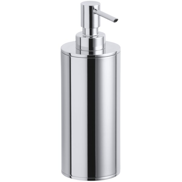 Purist Countertop Soap Dispenser by Kohler