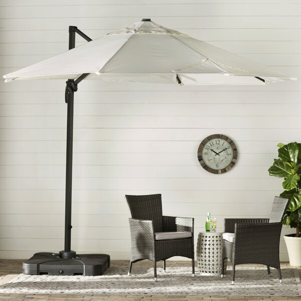 Bellana 10' Cantilever Umbrella By Sol 72 Outdoor by Sol 72 Outdoor Sale