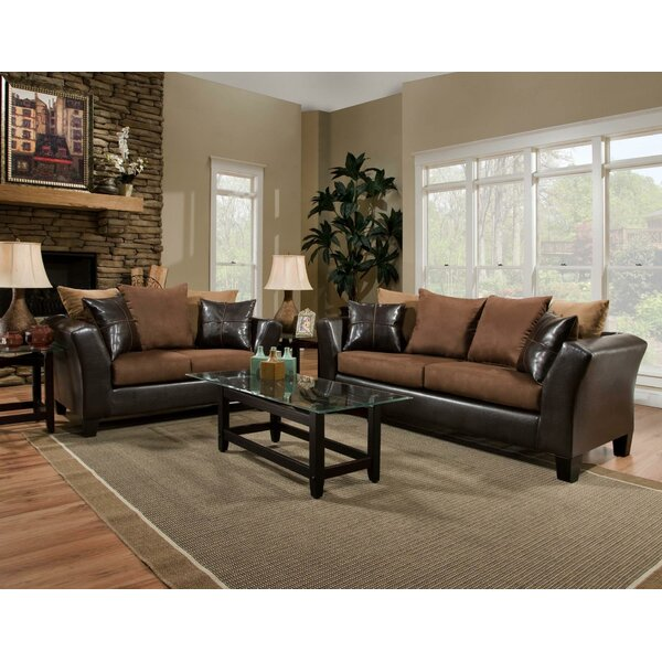 Trommler 2 Piece Living Room Set by Ebern Designs