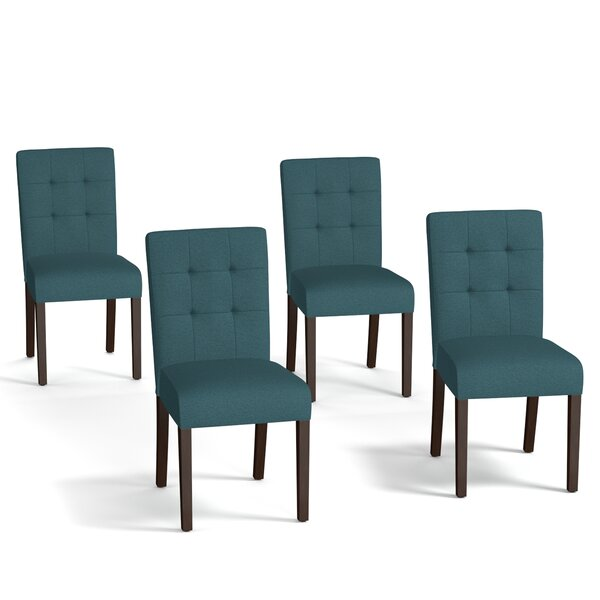 Best Choices Isidora Upholstered Dining Chair (Set Of 4) By Brayden Studio Coupon