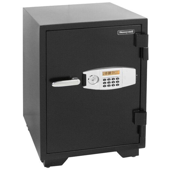 Water Resistant Steel Fire and Security Safe (2.1 Cubic Feet) by Honeywell