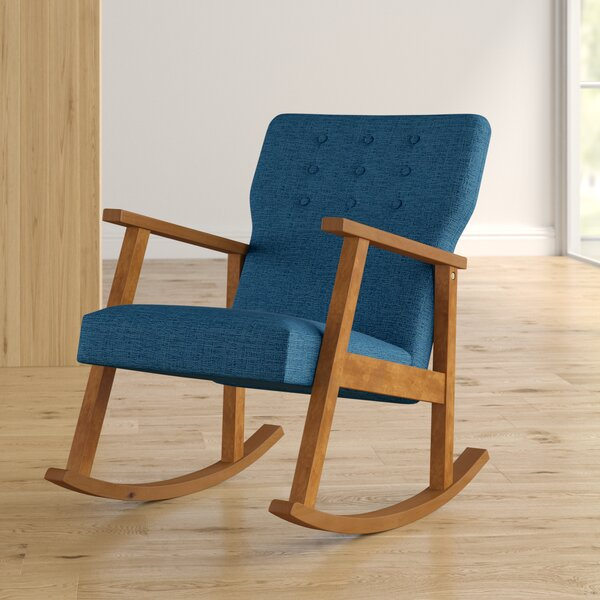 Welborn Rocking Chair by Brayden Studio