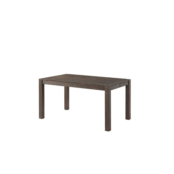 Amazing Benat Solid Wood Dining Table By Gracie Oaks Today Sale Only
