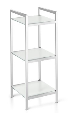 Cenius 12.6 W x 31.5 H Bathroom Shelf