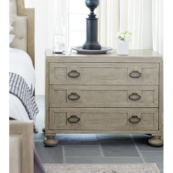 Santa Barbara 3 Drawer Bachelors Chest by Bernhardt