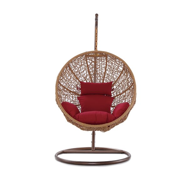 Eliott Swing Chair with Stand by Mistana Mistana