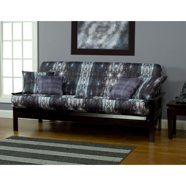 Madalyn Zipper Box Cushion Futon Slipcover by Brayden Studio