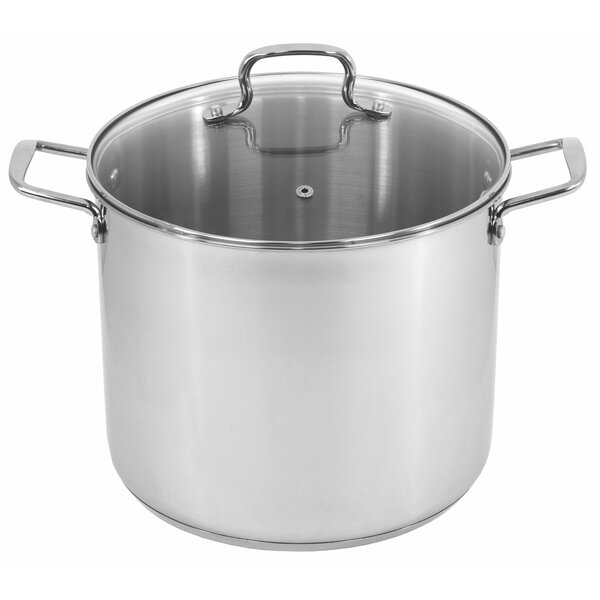 Stainless Steel Stock Pot by Oneida