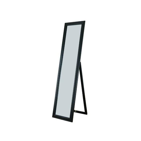 Yvette Decorative Design Full Length Mirror by Red Barrel Studio