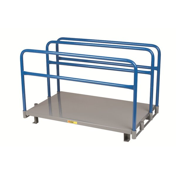 32.5 H Adjustable Sheet and Panel Rack by Little Giant USA