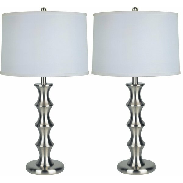 Cristo Modern 30 Table Lamp (Set of 2) by Red Barrel Studio