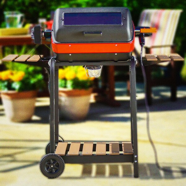 28 9000 Series Easy Street Cart Portable Electric Grill by MECO Corporation