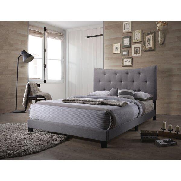 Marjorie Queen Upholstered Standard Bed by Winston Porter