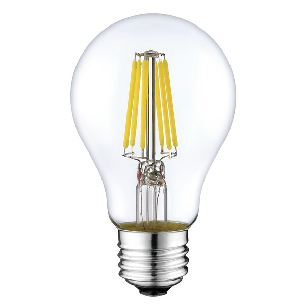 60W Equivalent E26 LED Standard Edison Light Bulb by String Light Company