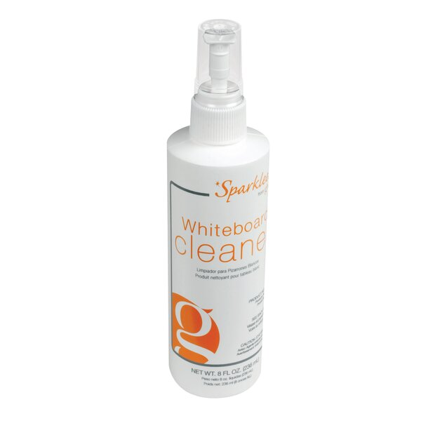 Ghent Whiteboard Cleaner, Expo, 8 oz. Spray Bottle - 12 Per Carton by Ghent