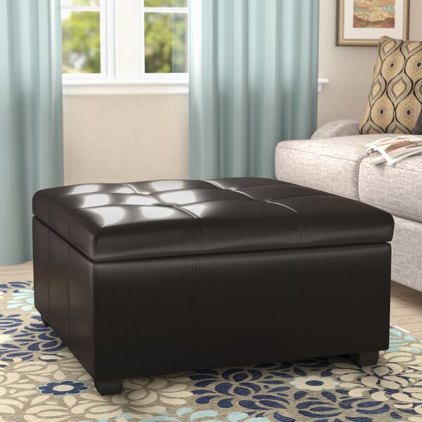 Storage Ottoman by Andover Mills