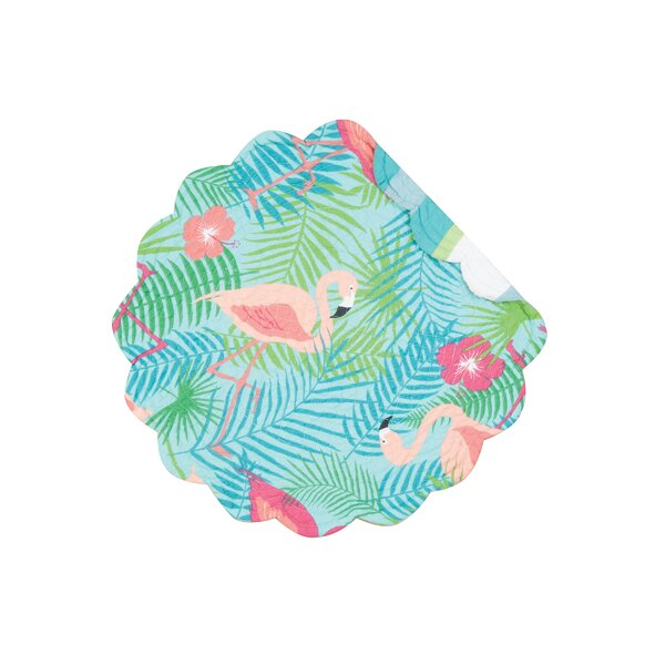 Isla Island 17 Placemat (Set of 6) by C&F Home