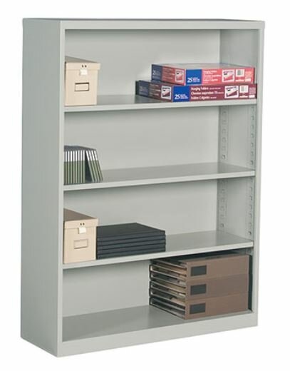 Standard Bookcase by Global Total Office