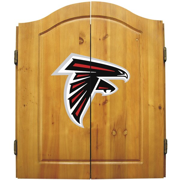NFL Dart Cabinet by Imperial International