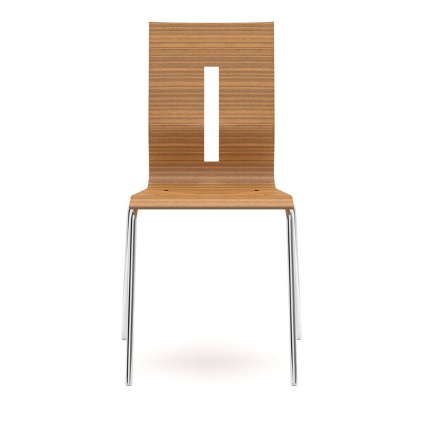Scoop Stacking Chair by Allermuir