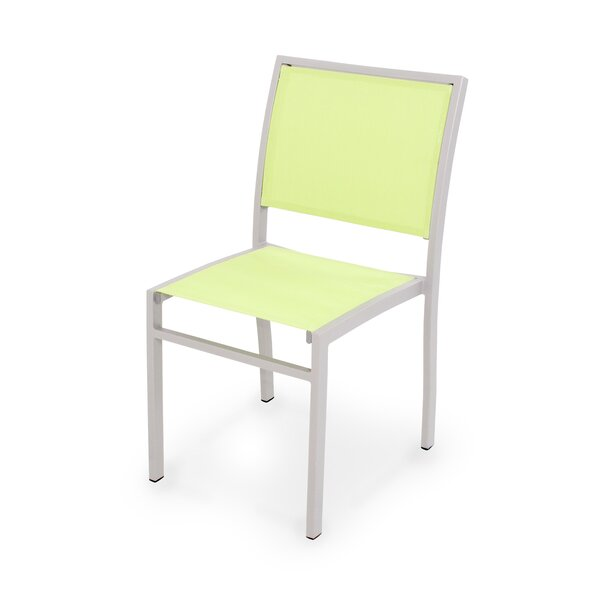 Bayline™ Stacking Patio Dining Chair by POLYWOOD®