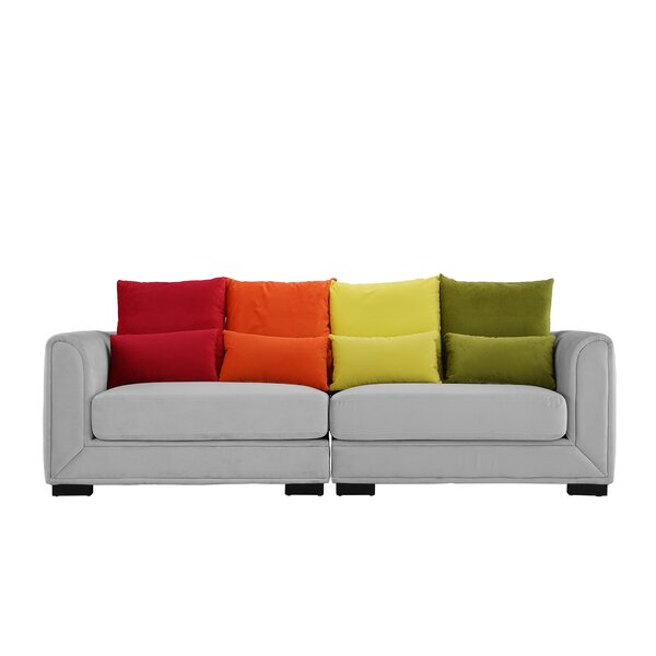 In Vogue Catargiu Convertible Sofa by Ebern Designs by Ebern Designs