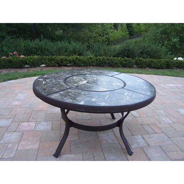 Neche Stone/Concrete Coffee Table by Winston Porter