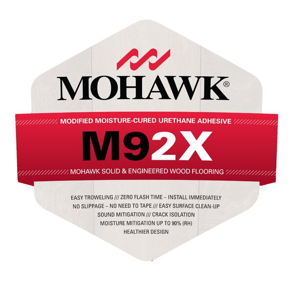 Modified Moisture-Cured Adhesive 4 Gallons by Mohawk Flooring