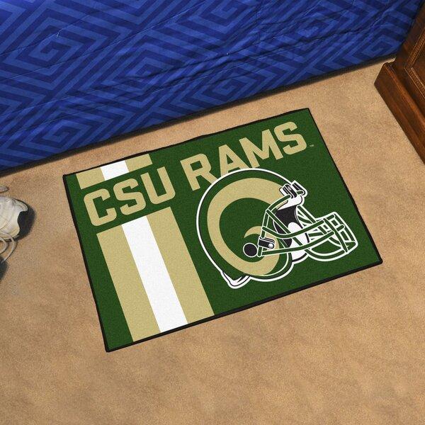 Colorado State University Doormat by FANMATS