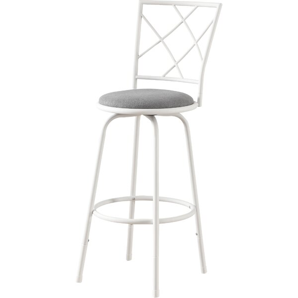 28 Bar Stool (Set of 2) by Monarch Specialties Inc.